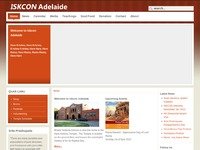 ISKCON Adelaide Website