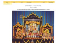 ISKCON Agartala Website